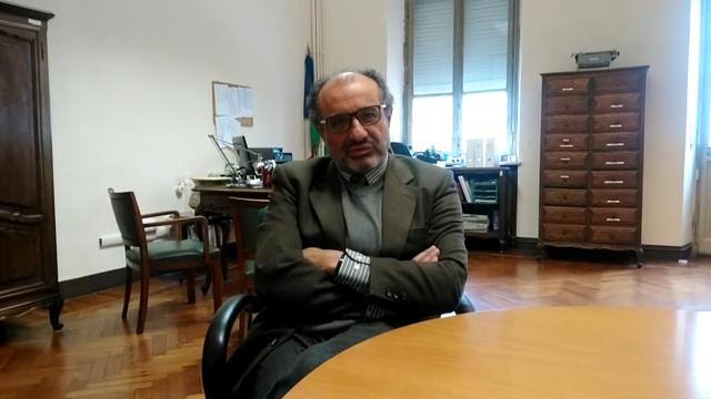Antonio De Nicola, dirigente dell'IIS Bosso-Monti