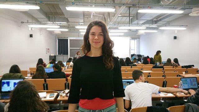 Alexia, tutor volontaria
