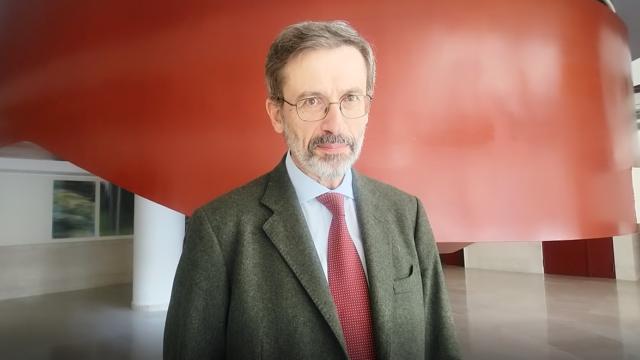 Giulio Iannello, preside e docente dell'Università Campus Bio-Medico di Roma