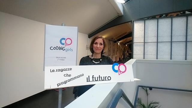Paola, direttrice dell'I3P del Politecnico di Torino