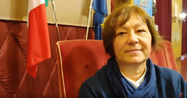 Denise, coordinatrice dell'American Corner di Trieste