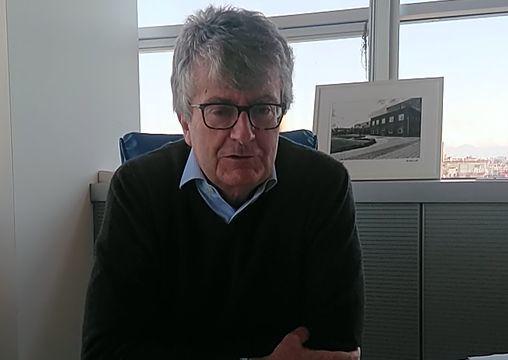 Giorgio Ventre, Direttore dell'Apple Developer Academy